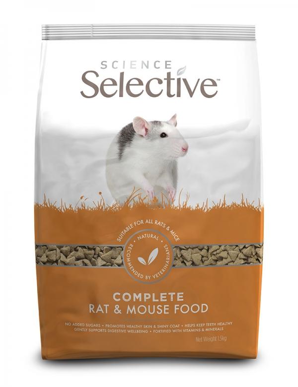 Supreme Selective Rat & Mouse 1,5 kg