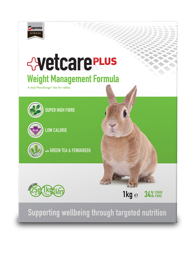 Supreme Vetcare Weight Management Formula