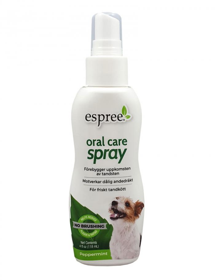 Espree Oral Care spray Peppermint