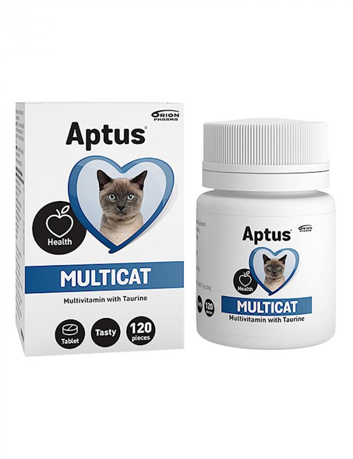 Multicat vitamintillskott för katt