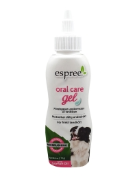 Espree Oral Care Gel med laxsmak