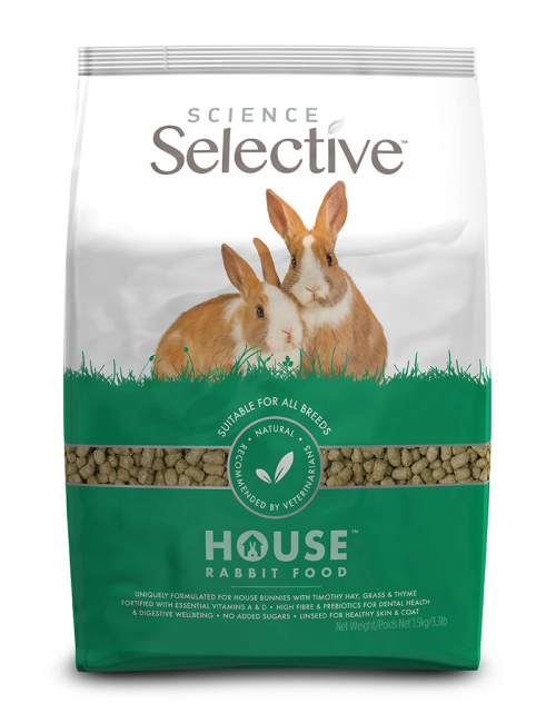Selective House Rabbit 1,5kg