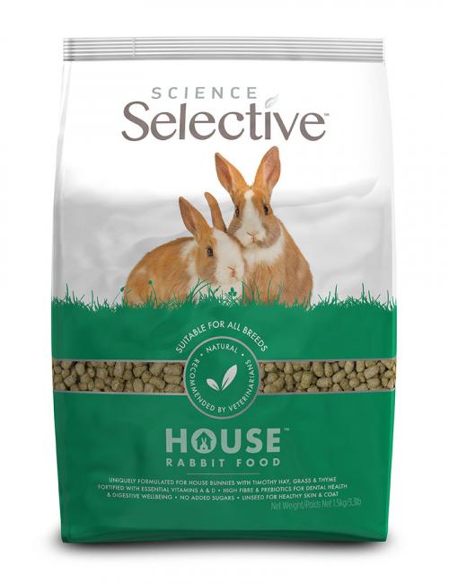 Selective House Rabbit 1,5kg