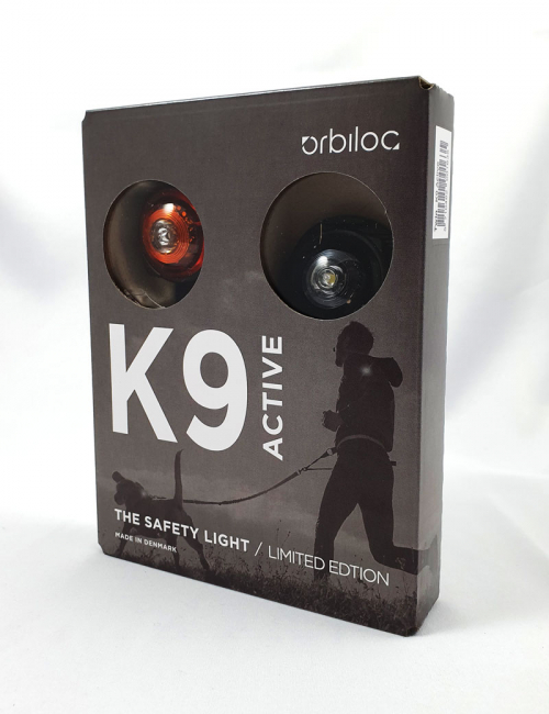 Orbiloc reflexlampa K9 Active