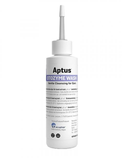 Aptus Otozyme Wash öronrengöring för hund