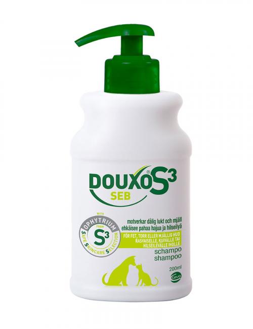 Douxo S3 SEB schampo