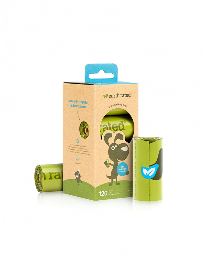Earth Rated Refills 8-pack oparfymerad