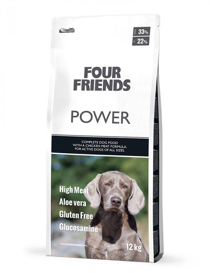 FourFriends hundmat Power 12 kg