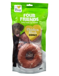 FourFriends Chicken Steak Donut